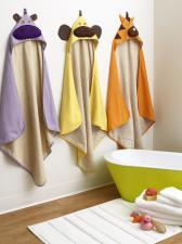 3 3sprouts полотенца с капюшоном артикул 28609