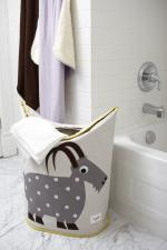 Корзины для белья 3Sprouts в ванной артикул 71863