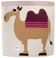 Корзина для игрушек 3sprouts верблюд