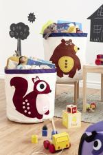 3sprouts корзины для игрушек в комнате артикул 67561