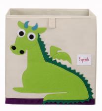 Коробка для игрушек 3sprouts дракон