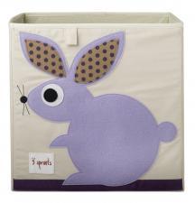 Коробка для игрушек 3sprouts кролик
