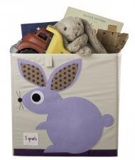 Коробка с игрушками 3sprouts кролик