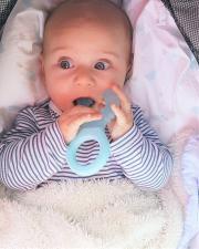 прорезыватель для малышей от 2 месяцев