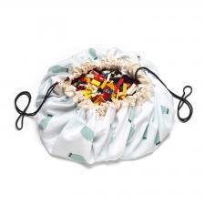 Коврик-мешок из полиэстер поезд playandgo