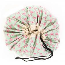 Коврик-мешок фламинго плей энд гоу