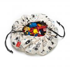 Коврик-мешок из хлопка space playandgo