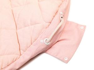 Коврик-мешок из хлопка павлин playandgo soft