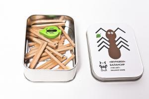 Настольная игра шуша муравей с палочками