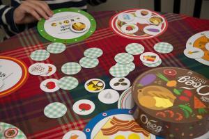 Игра shusha лото «Обед» от российского бренда