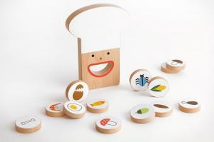 Развивающая игрушка shusha съедобное-несъедобное