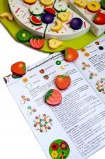 Развивающая игра mr. bigzy ягодный пирог детям от 2 лет