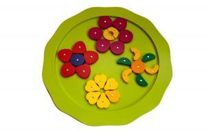 Развивающая игра для малышей mr. bigzy ягодный пирог
