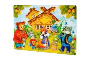 Игровой набор mr. bigzy волшебная сказка состоит из 13 персонажей