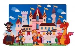 Mr. bigzy магнитная игра волшебные сказки царство