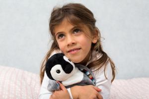 Нагреваемая игрушка zazu пингвинёнок пип