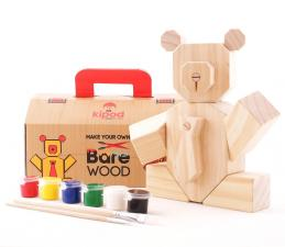 Набор kipod собери медведя с красками