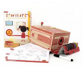 Игровой набор kipod проектор