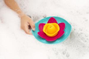 Игрушка цветок quut lili на воде