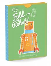 Упаковка от робота строитель krooom