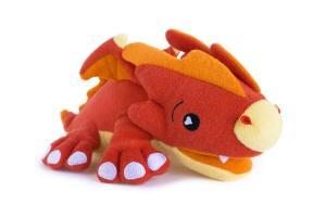 Губка для тела soapsox дракон скорч