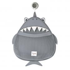 3sprouts акула органайзер для ванны