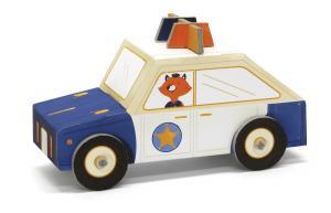 Полицейская машина krooom