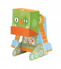 Игрушечный сердитый робот krooom