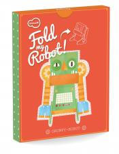 Упаковка от сердитого робота krooom