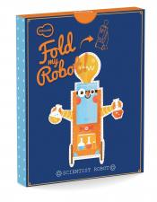 Упаковка от игрушечного учёного krooom