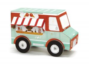 Машина с мороженым krooom