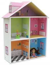Кукольный домик с мебелью мелроуз
