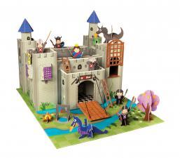 Рыцарский замок артура krooom