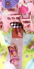Картонный замок принцессы тринни