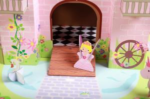 Принцесса тринни из картона krooom