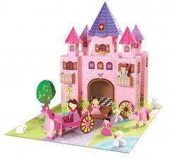Замок принцессы тринни krooom