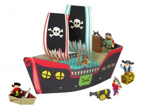 Пиратский корабль купер