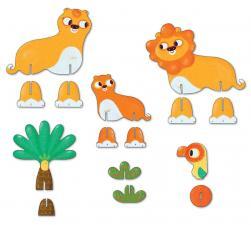 Фигурки львы krooom