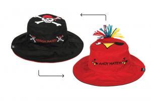 Панама flapjackkids пират и попугай