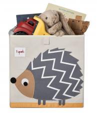 коробка с игрушками 3sprouts ёжик