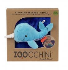 Упаковка от одеяла с игрушкой кит