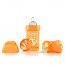 Twistshake 180 мл. оранжевая