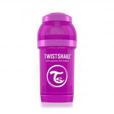 Бутылочка для кормления 180 мл. фиолетовая