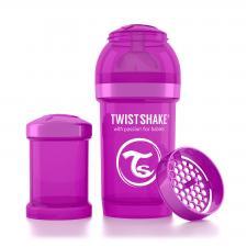 Бутылочка twistshake 180 мл. фиолетовая