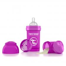Twistshake 180 мл. фиолетовая