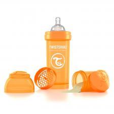 Twistshake 260 мл. оранжевая