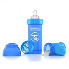 Twistshake 260 мл. синяя