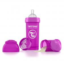 Twistshake 260 мл. фиолетовая