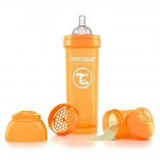 Twistshake 330 мл. оранжевая