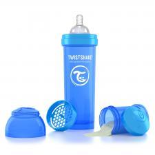 Twistshake 330 мл. синяя